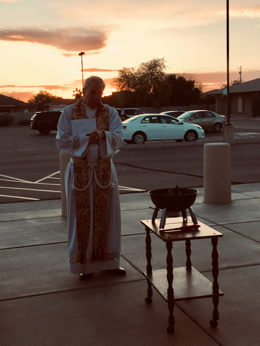 Easter Vigil Sermon